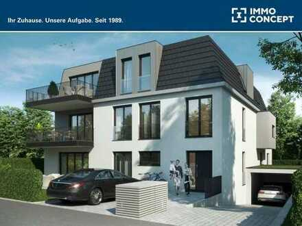 KfW 55: 18.000 EUR KfW Zuschuss ! Exklusive Suite mit Wohnbereich von 45 m² !
