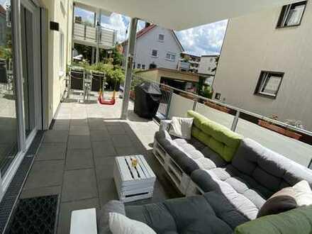 ++Schmuckstück - 3,5 Zimmer Erdgeschosswohnung in ruhiger Lage, Zentrumsnah - mit toller Terrasse++