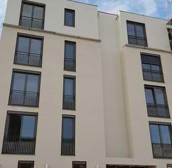 Exklusive Penthouse-Wohnung, 4 Zimmer: Erstbezug mit Einbauküche u. Dachterrasse, Bruchsal-Bahnstadt