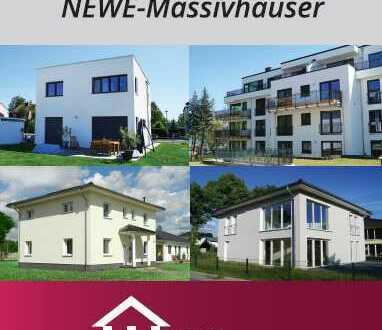 Doppelhaushälfte in Biesdorf Süd - am Grabensprung im KFW 55 Standard.