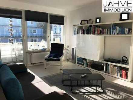 Schöne 2-Zimmer-Wohnung mit Balkon, Einbauküche und Garage in Gevelsberg!