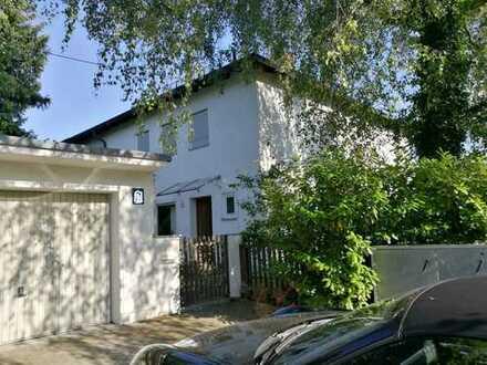 Neu renovierte DHH in München, Bogenhausen