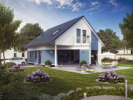 Großes Einfamilienhaus mit geringen Nebenkosten, dank bester Dämmwerte