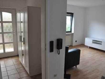 Vollständig renovierte 1-Zimmer-Erdgeschosswohnung mit Einbauküche in Haibach.aibach/Aschaffenburg