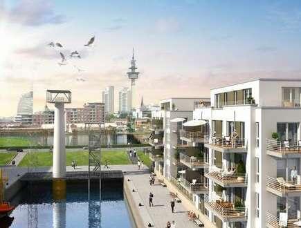 Neubauprojekt Wasserhäuser - Ihr Ankerplatz an der Hafenpromenade