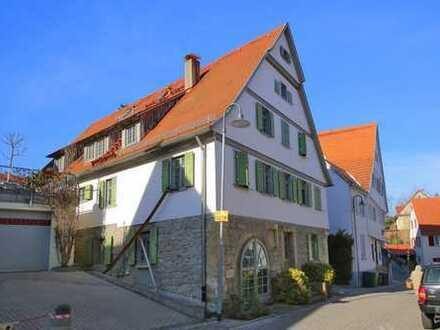 Praktische 2-Zimmer-Wohnung mit Keller und Stellplatz im idyllischen Hessigheim