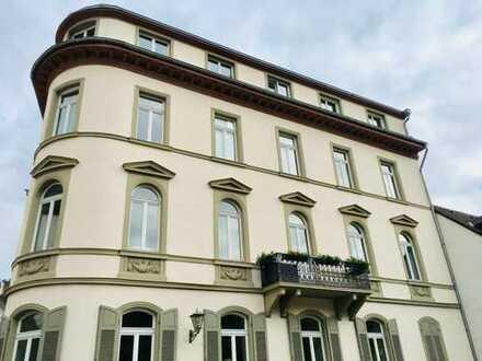 Erstbezug nach Sanierung: stilvolle 2-Zimmer-Wohnung mit Einbauküche in Heidelberg