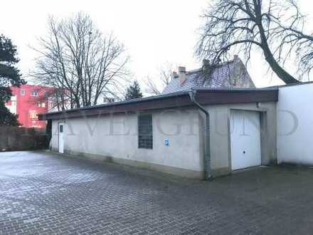Garage und Lager in Zentrum Falkensee