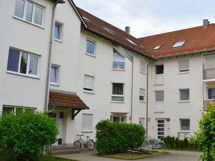 Freundliche 2-Zimmer-Eigentumswohnung in Dillingen