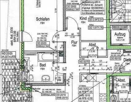 Erstbezug: ansprechende 3,5-Zimmer-Wohnung mit Balkon in Tuttlingen