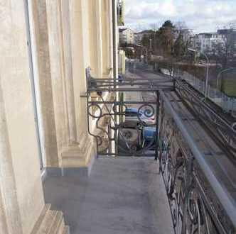4 ZKB mit Balkon herrliche Aussicht über die Stadt zum Schwarzwald