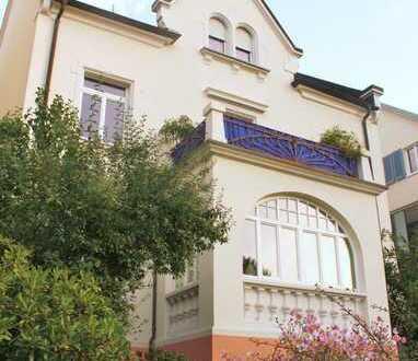 Altbauwohnung mit drei Zimmern in Badenweiler
