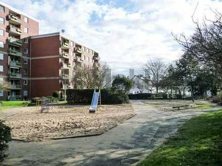 Gepflegte 3-Zimmer-Wohnung mit Balkon in Duisburg-Süd!