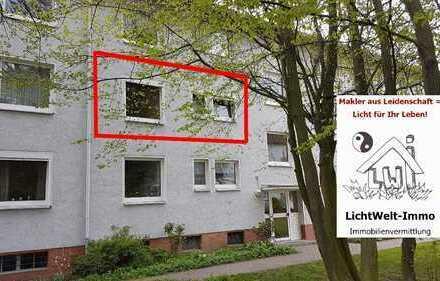 3-Zimmer-Wohnung mit Loggia in ruhiger Lage von Schöppenstedt!