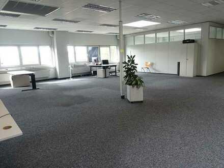 Helle und moderne Büroetage