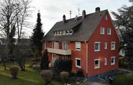 Renovierte 3-Zi. Wohnung 1.OG links, Nr. 4 mit Südbalkon in Staufen