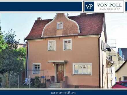 Bezahlbares Wohnen in charmantem Haus inmitten von Oettingen