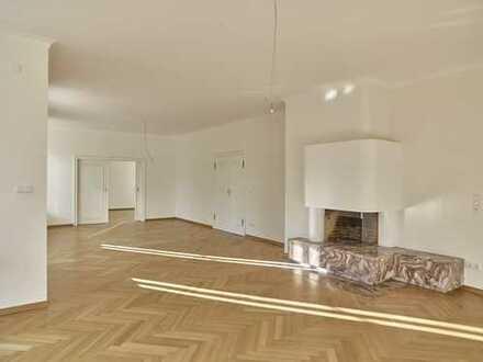 Repräsentative Villa mit Garten und 2 Garagen, frisch saniert, Bestlage Frankfurt-Eschersheim