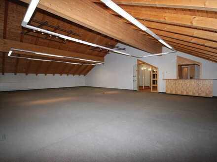 Arbeiten / Wohnen im Loft im Zentrum von Nesselwang
