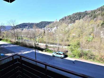 1,5-Zimmer Wohnung, 35m² Wfl. mit Garage in Bad Liebenzell