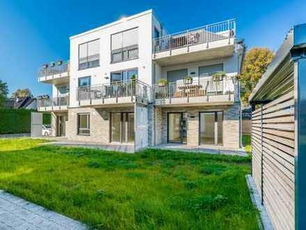 Verden - Dauelsen   3-Zimmer-Dachgeschosswohnung mit offener Küche und Terrasse