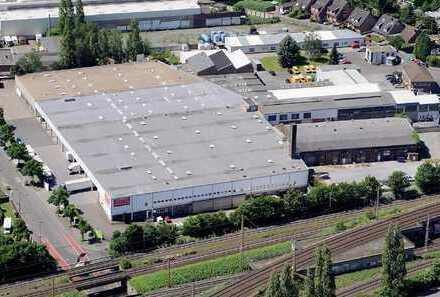 Provisionsfreie Hallenflächen in Düsseldorfer Bestlage