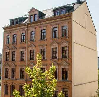 Wohnung mit Balkon und Parkblick