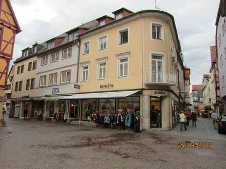 Erstbezug nach Sanierung: ansprechende 3-Zimmer-Wohnung in Wertheim