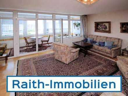 Barrierefreie 4 Zi. Wohnung mit zwei Balkonen - Augsburg Herrenbach