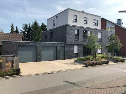 Großzügige, moderne Erdgeschosswohnung mit Garten