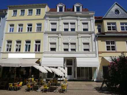 Konditorei-/Café-/Restaurantfläche in Speyer, Haupteinkaufsstraße, neoklassizist. Gebäude, 1A-Lage
