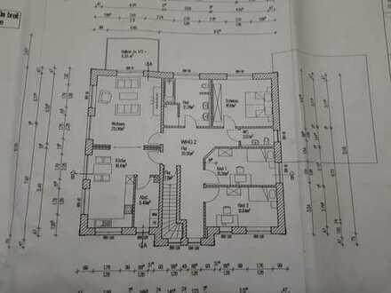 Neuwertige 4-Zimmer-Wohnung mit Balkon in Vechta