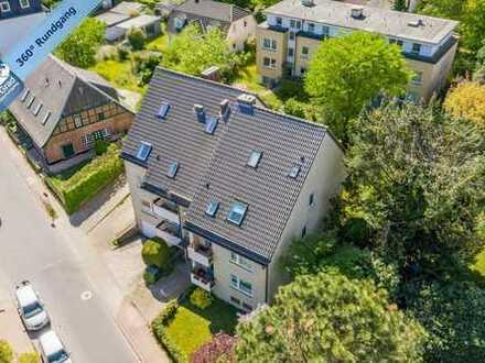 Sehr attraktives Mehrfamilienhaus mit 9 Wohneinheiten in Blankenese