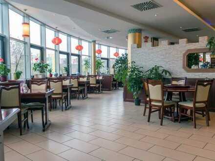 Ihr neues Restaurant mit Showküche und sonniger Dachterrasse im Enztal Center in Besigheim