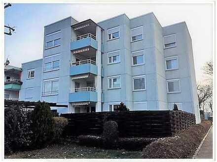 3,5 Zimmer-Wohnung mit tollem Garten, EBK und TG-Stellplatz!