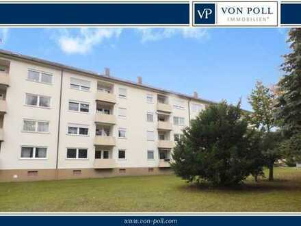 Gemütliche 3,5-Zi.-Etagenwohnung mit Balkon und Tiefgaragenstellplatz im Wemdinger Viertel
