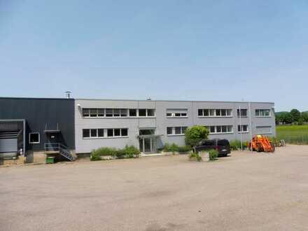 Produktions-/Lagerhalle mit Büro