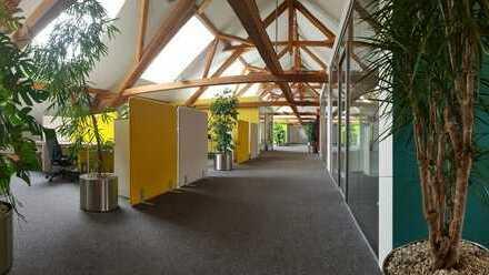Büro frei für StartUps in Gründerspinnerei Ettlingen (Viele Leistungen inkl., flexible Laufzeiten)