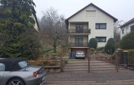 2-Familienhaus mit ELW in Baden-Baden - Weststadt - Sonnenlage