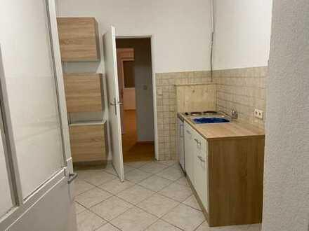 Attraktive 2-Zimmer-Hochparterre-Wohnung mit Einbauküche in Pforzheim