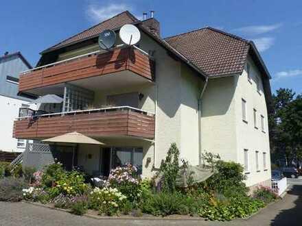 3 Zi. - ETW mit großem Balkon in Unna
