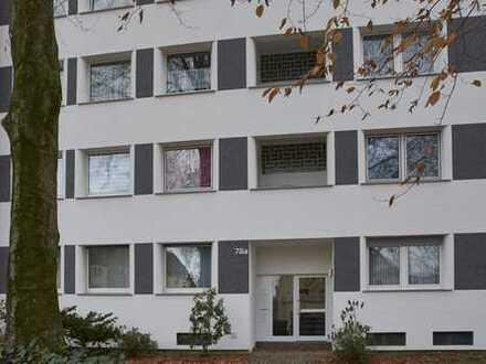 In 2018 vollständig renovierte 2-Zimmer-Wohnung mit Balkon in Bochum-Wattenscheid