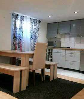 Grün und Zentrale 2 Zimmer Wohnung