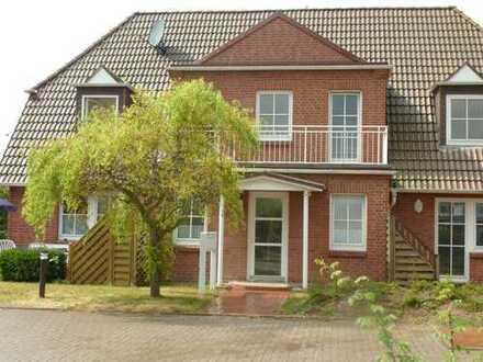 Schöne, helle 3-Zimmer-Wohnung mit zwei Balkonen und EBK in Boltenhagen, OT Redewisch