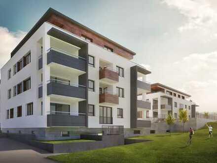 2- Zimmerwohnung mit Süd- West Balkon, barrierefrei, Haus 5.1 Wohnung 05