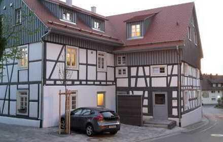 großzügige Wohnung / Haushälfte im historischen Kern von Sipplingen