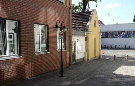Klein aber fein! Gewerbeeinheit in bester City-Lage, mit Bad und Küche.