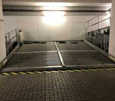 Duplex-Garagenstellplatz (OBEN!) inkl. Fernbedienung