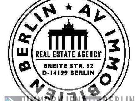 bezugsfreie 3 Zimmer-Wohnung in Berlin-Westend