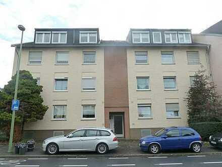 DOMINI bietet: Stolberg! Top 4 ZKDB-Wohnung im DG mit großzügiger Sonnenterrasse und Garage...!